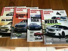 Elektro Auto Mobil 01-04/2020 Peugeot, Tesla, Porsche, Mercedes, Mini