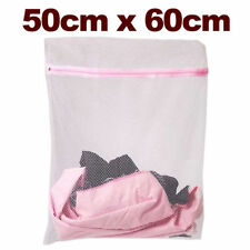 Laundry Mesh Net Washing Bag Clothes bra sox Lingerie Socks Underwear 60x50CM ZH