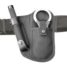 """BH2 Protec Police Black Hand cuff and 21"""" Baton Holder"""