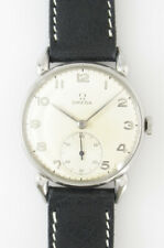 OMEGA Small Second 10038613 Manual Winding Vintage Watch 1940 's Overhauled