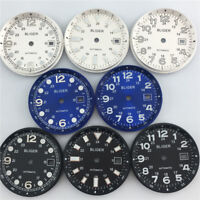 33mm Watch Dial Fit ETA 2836,Mingzhu/DG 2813/3804,Miyota 82 Series Movement