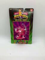 #2300 1993 Bandai Mighty Morphin Power Rangers Pink Ranger New NIP Sealed
