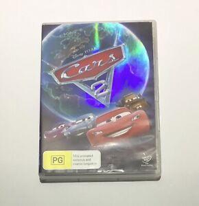 Cars 2 - DVD - Region 4