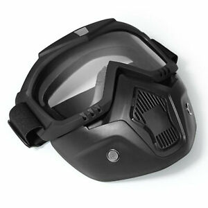 Safety Face Eye Shield Mask Guard Goggles Work Lab Protection Eyewear Glasses