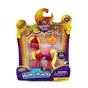 Shopkins Happy Places Royal Trends Royal Ruby