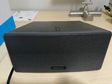 Sonos PLAY 3 Wireless Wifi Speaker Black