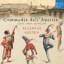 Accentus Austria - Commedia dell'Austria: Conti, Biber, Schmelzer
