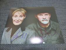DEAD CAN DANCE Lisa Gerard & Brendan Perry signed autograph InPerson in Berlin