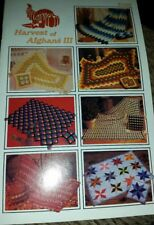 Harvest Of Afghans lll Craft Booklet