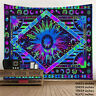 Mandala Hippie Trippy Tapestry Psychedelic Wall Arts Hanging Tapestries Decor