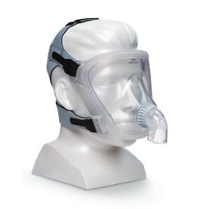 Philips - Respironics - PerforMAX - Whole FACE Mask with Headgear, xLarge