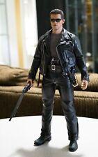 Hot Toys Movie Masterpiece DX10 T2 T-800 Terminator