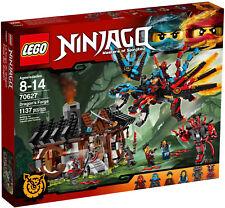 Lego Ninjago - 70627 dragones herreros/Dragon's Forge con Nya may raya-nuevo embalaje original