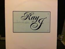 "Ray J 12"" Let It Go * Mint * Rare Promo"