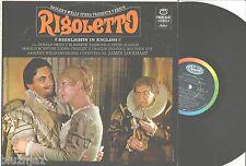 Sadler's Wells Opera Presents Verdi's Rigoletto-Capitol P-8606-1962 (EX/VG+)