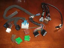 LOT of OEM GM GMC Chevy Radio Connectors Wire Harness AcDelco fit 2000 and newer