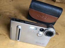 Casio EXILIM EX-M2 DC 3.7v (2.0MP)Wearable $Digital Camera - Silver