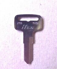 Yamaha Motorcycle Key Blank YH37 By ILCO  Fits Many Motorcycles and ATV's