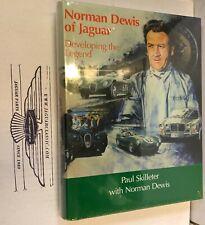 "Buch ""Norman Dewis of Jaguar - Developing the Legend"", Paul Skilleter, 2nd ed."