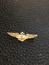 Us Navy Pilot Wings Lapel Pin. V-21-N Clasp pin.