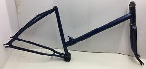 "Vintage Columbia Westfield Compax Bicycle Frame & Fork 26"" Bike Folding"