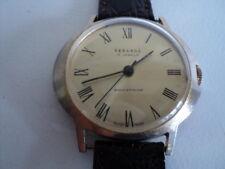 VERANDA 17 Jewel Hand winding Swiss, 1970s Watch Working But RUNNING SLOW
