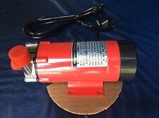 Magnetic Drive Pump 15R Stainless Head Homebrew Wort Chiller Beer 110volt Plug