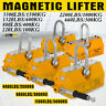 100/300/600/1000KG Steel Magnetic Lifter Heavy Duty Crane Hoist Lifting Magnet