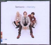 SEMISONIC Chemistry  CD 4 Tracks, Single Edit/Drumhammer Remix/Video/Over My Hea