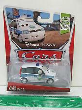 Disney PIXAR Cars World Grand Prix - WGP - ALEX CARVILL Die Cast Car - Ages 3+
