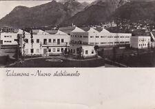 * TALAMONA - Nuovo Stabilimento 1954