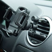 Car Mount Vent Clip Holder for Samsung Galaxy S6 / S5 Phone 360 Rotating Cradle