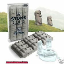 STONE COLD ICE CUBE TRAY - FUNNY - BAR GEAR UNIQUE -NEW
