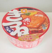 Maruchan Akai Kitsune Instant Kitsune Udon Noodles Japanese Food Made in JAPAN