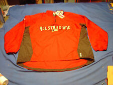 Majestic MLB ALL STAR GAME 2011 COOL BASE Pull Over Wind Breaker Size XL New