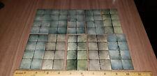 DND D&D Pathfinder RPG 2x4 Dungeon Floor Tiles 8 total