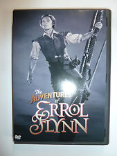 The Adventures of Errol Flynn DVD golden age Hollywood actor documentary movie