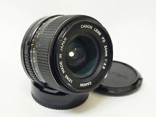 Canon FD 24mm F2.8 Lente Gran Angular. Stock no c1279