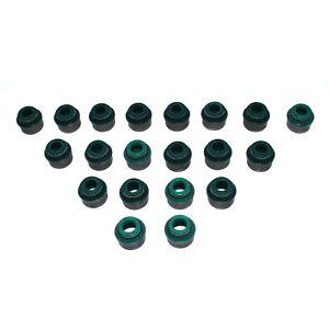 20Pcs Valve Stem Seals Set 6 mm For VW Passat AUDI A3 A4 A5 A6 A8 036 109 675 A