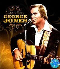 George Jones Collectors Edition METAL CASE 3 CD COLLECTOR'S EDITION **