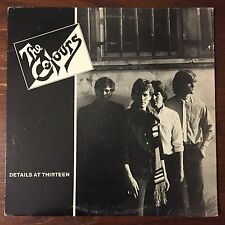 THE COLOURS Details At Thirteen EP Private POWER POP 1984 VG+ Orange George