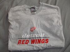 Detroit Red Wings Mens Medium Shirt