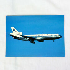 Varig Airlines - DC10 - Aircraft Postcard - Top Quality