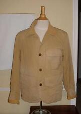 NEW M Polo Ralph Lauren Men's Blazer Sport Coat Jacket Khaki Corduroy Cotton