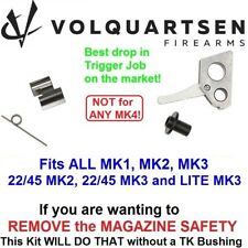 VOLQUARTSEN Ruger Mark 1 2 3 Accurizing Hammer SET MK II III 22/45 LITE trigger