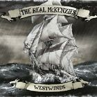 """THE REAL MCKENZIES """"WESTWINDS"""" CD NEUWARE"""
