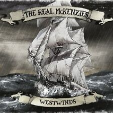 "THE REAL MCKENZIES ""WESTWINDS"" CD NEUWARE"