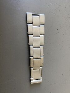 Pick x1 Rolex Link 19mm Riveted Rivet Bracelet 7205 - Elastic Spring Loaded