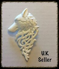 WOLF Distintivo Bavero Pin Spilla. Game of Thrones ispirato. Borsa regalo gratuito.