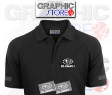 2x Subaru Iron on Clothing Decals
